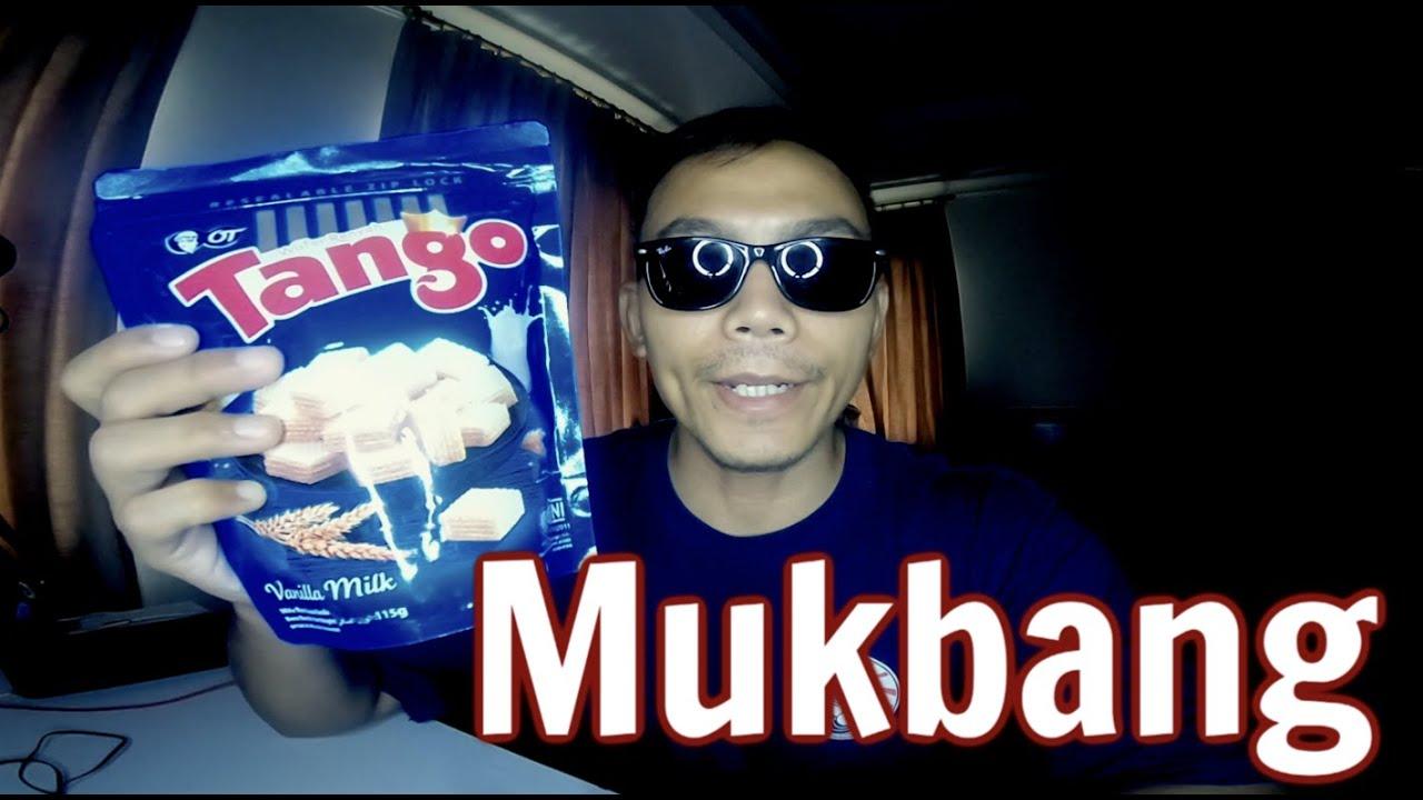 Daily Vlog 100 - Mukbang Tango rasa Vanilla Milk