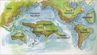 İnsanlığın Ana Yurdu Kayıp Mu Kıtası