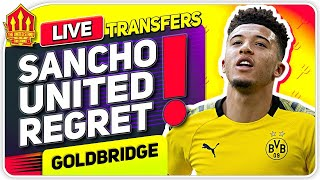 Sancho Transfer Regret! Faivre Transfer Swoop? Man Utd Transfer News