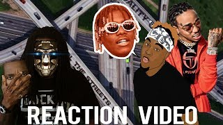 MIGOS & LIL YACHTY - ICE TRAY JOE BUDDEN DISS - REACTION & REVIEW!!
