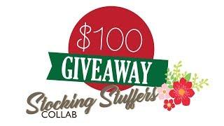 Stocking Stuffers Collab | Christmas Gift Ideas