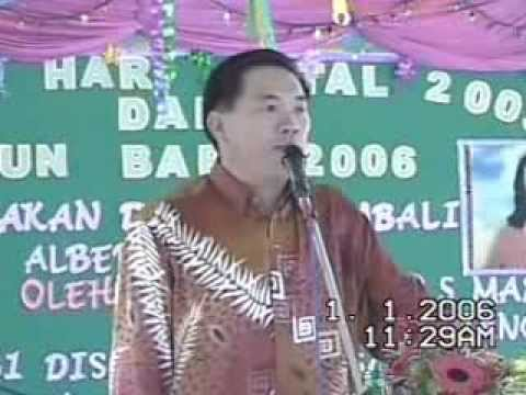 Ministering at Indonesian Church