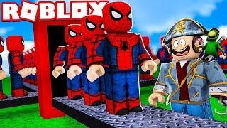 THE SUPEREROI FACTORY!! - ROBLOX