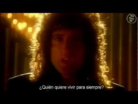 Queen - 'Who Wants To Live Forever' (Subtitulado, Oficial)