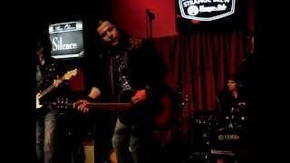 "Erik Larson & Peacemaker ""Muhlenberg County"" @ Strange Brew Lounge, Austin TX"