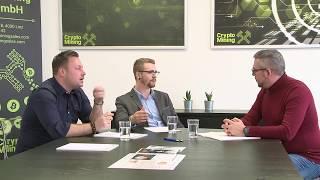 Im Talk mit: Crypto Mining  Sales GmbH