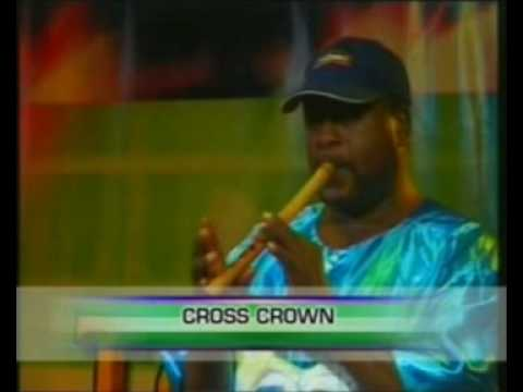 Cross Crown (African rythm ) from ghana