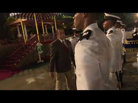 36 Midshipmen commissioned as Naval Officers at Naval & Maritime Academy in Trincomalee