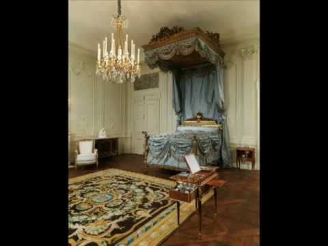 Muebles estilo Luis XVI 6 parte camas joyeros tocadores