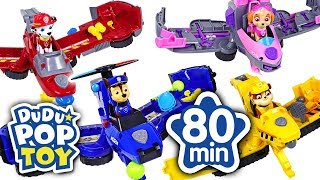 April 2018 TOP 10 Videos 80min Go Paw Patrol #DuDuPopTOY