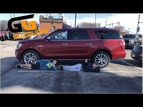 2019 Ford Expedition Review | An $80,000 Ford!?!?