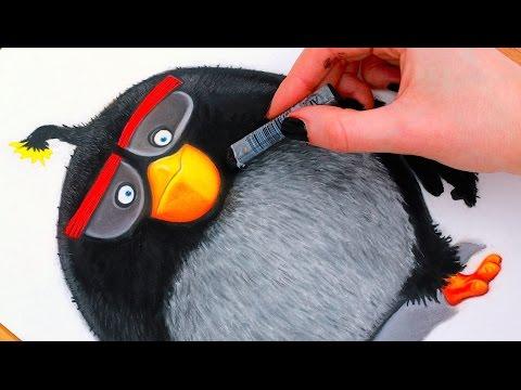 Angry Birds в кино / Энгри Бердс (2016) мультфильм