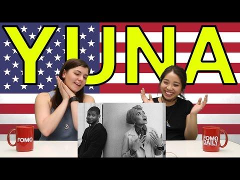 Fomo Daily Reacts To Yuna