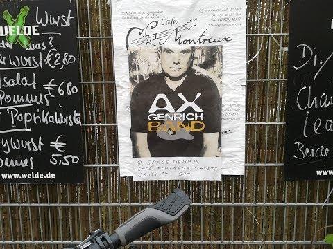 Ax Genrich & Band @ Café Montreux - Schwetzingen - 05 04 2014