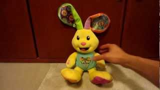 "Fisher Price ""Laugh & Learn"" Learning Bunny / Rabbit"