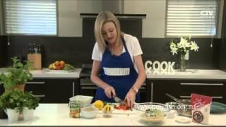 Nourish Yourself - Mango Quinoa Salad