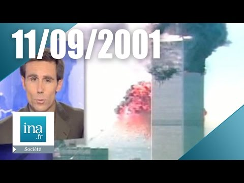 Flash Spécial 11 septembre 2001 : attentat au World Trade Center | Archive INA