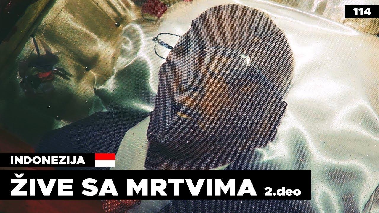 BEZ GRANICA sa Andrejem 34 Život sa mrtvima 2 INDONEZIJA #1