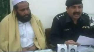 Charsadda Sardaryab Police Mughwi Fazle Rahman Bazyab