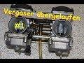 #1 Vergaser übergelaufen  GPZ 500