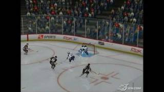 NHL 2K6 Xbox Gameplay - Goal! 3
