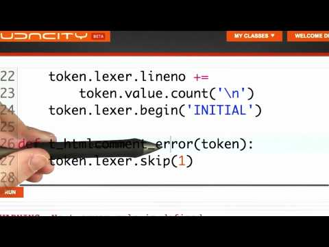 Html Comments - Programming Languages
