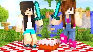 Minecraft Cake Wars - COMERAM NOSSO BOLO!!!