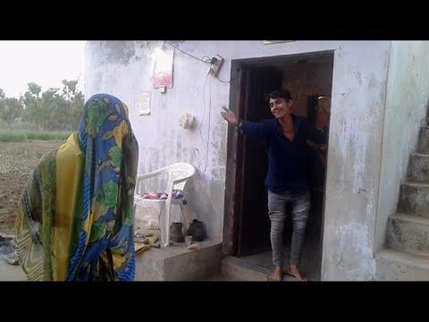 બૈરું ગયું પિયર   Bairu Gayu Piyar   Gujarati Comedy Video