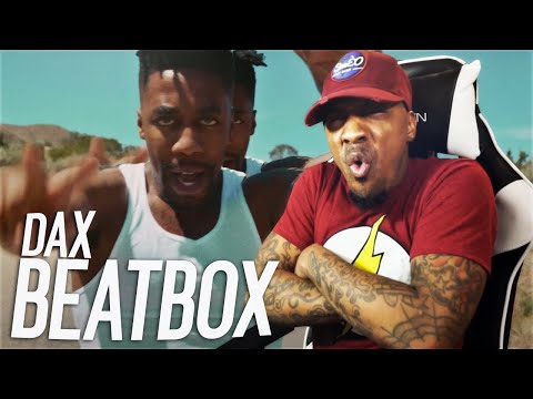 THIS POOR BEAT! | Dax - 'BEATBOX' Freestyle (REACTION!!!)