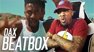 "THIS POOR BEAT! | Dax - ""BEATBOX"" Freestyle (REACTION!!!)"