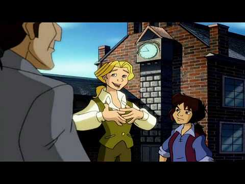 "Liberty`s Kids: #08 ""The Second Continental Congress"" (1/2)"