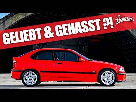 GELIEBT UND GEHASST ?!  - BAVMO E36 COMPACT CLOSE-UP