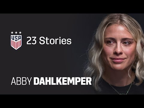 One Nation. One Team. 23 Stories: Abby Dahlkemper