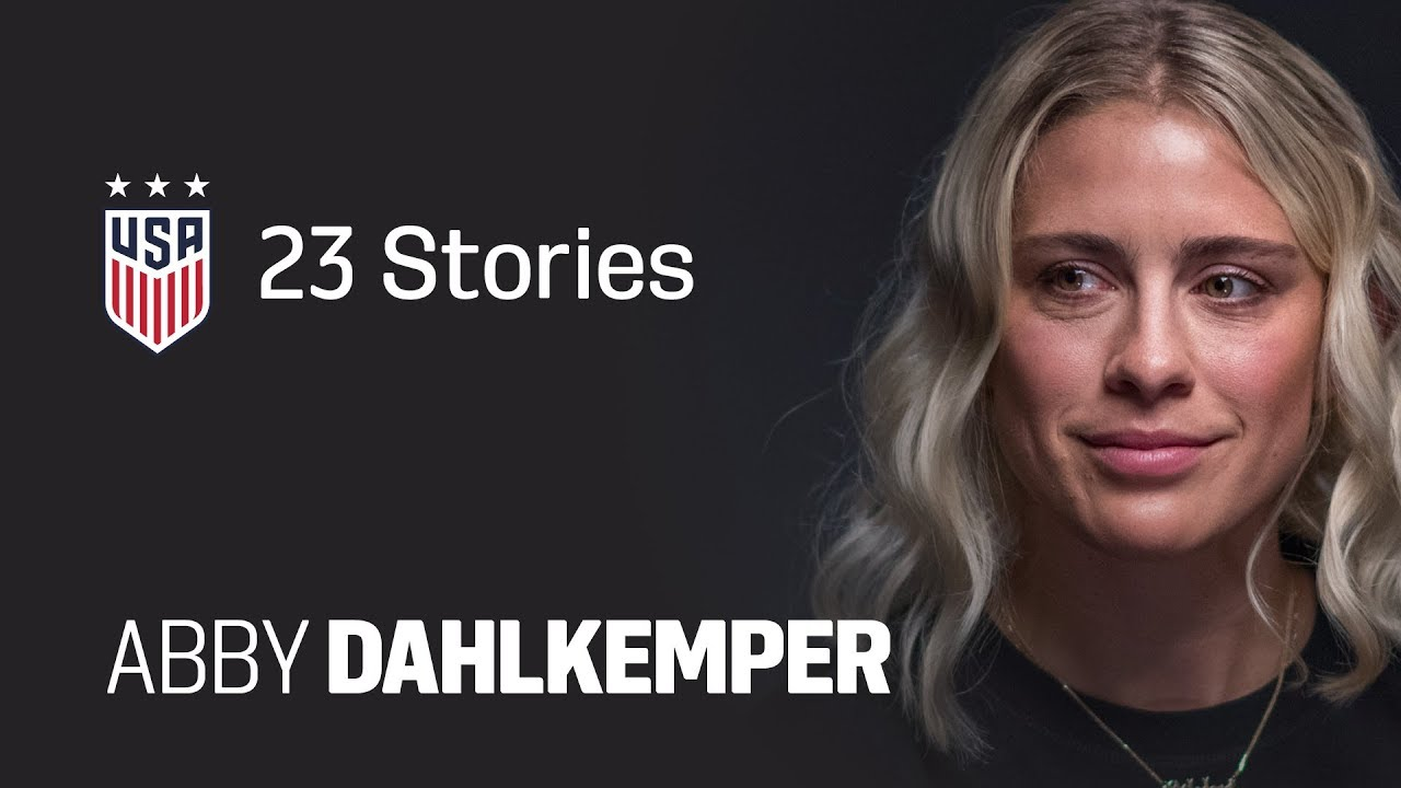 One Nation  One Team  23 Stories: Abby Dahlkemper