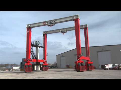Shuttlelift's DB 200 Mobile Gantry Crane Unveiling