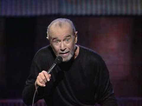 George Carlin - The Only Reason to watch Auto Racing