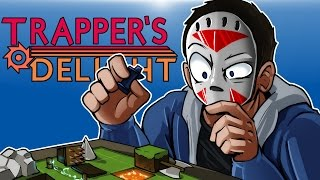 Trapper's Delight - TRAP MASTERS!! 4- player CO-OP