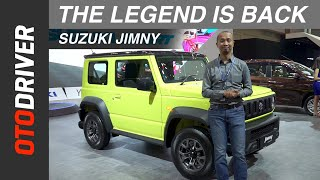 Suzuki Jimny 2018 | First Impression | OtoDriver | Supported by GIIAS 2018