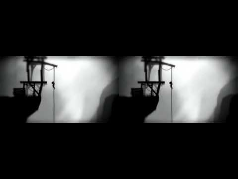 Limbo Indie Game in Stereoscopic 3D Mode using 3D Vision