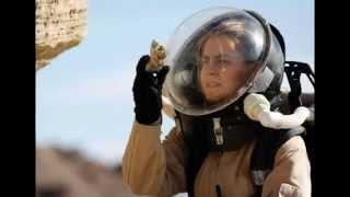 Mars simulation in Utah Desert