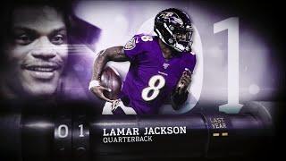 #1: Lamar Jackson (QB, Ravens) | T๐p 100 NFL Players of 2020 (REACTION!)