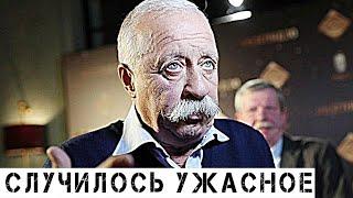 На грани смерти Леонид Якубович сбросился со второго этажа