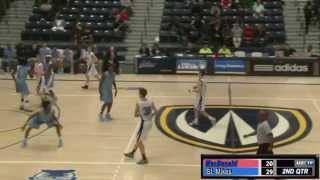 OFSAA Basketball AAAA - Sir John A. MacDonald vs St. Michael's
