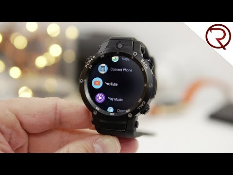 "Zeblaze Thor S Smartwatch REVIEW - 3G, 1.39"" Amoled, GPS, Android"