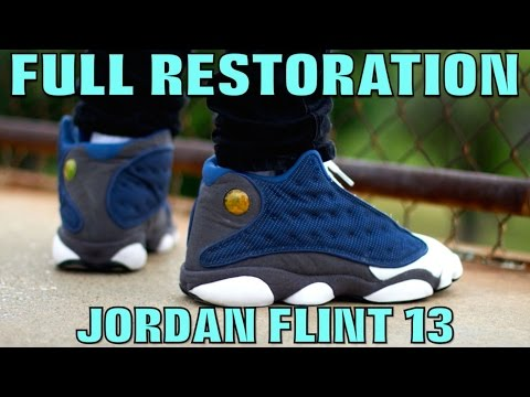 2005 JORDAN FLINT 13 FULL RESTORATION!