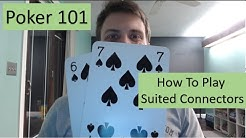Poker 101: How To Play Suited Connectors