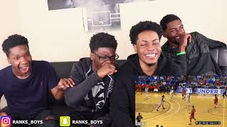 NBA MOST DISRESPECTFUL MOMENTS (SAVAGE) -REACTION