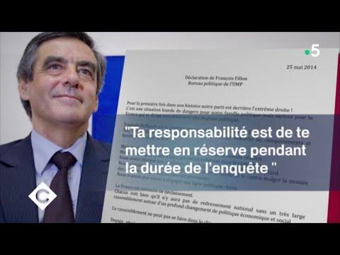 Les coulisses de l'explosion de la droite - C à Vous - 08/02/2019