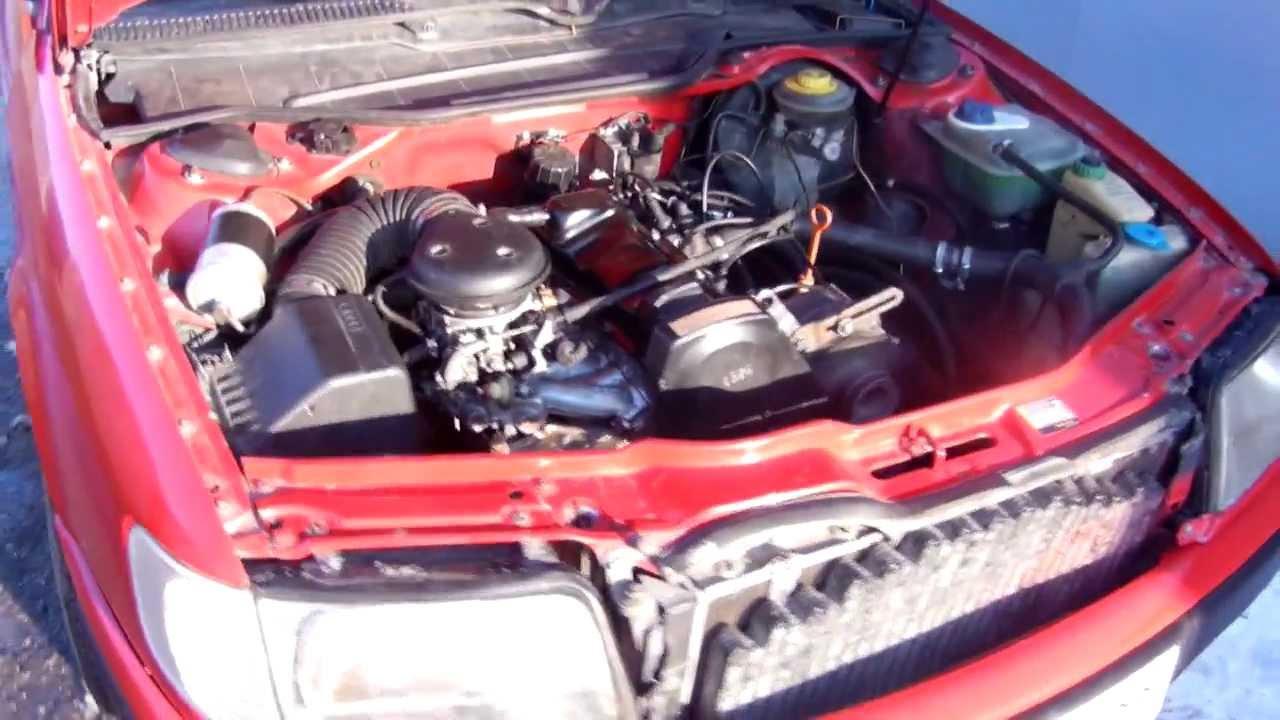 Audi C4 после кап.ремонта