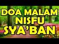doa malam nisfu syaban - arab dan artinya